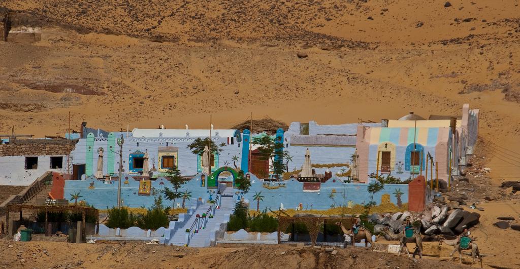 Visita Poblado Nubio-www.visitasguiadasegipto.com