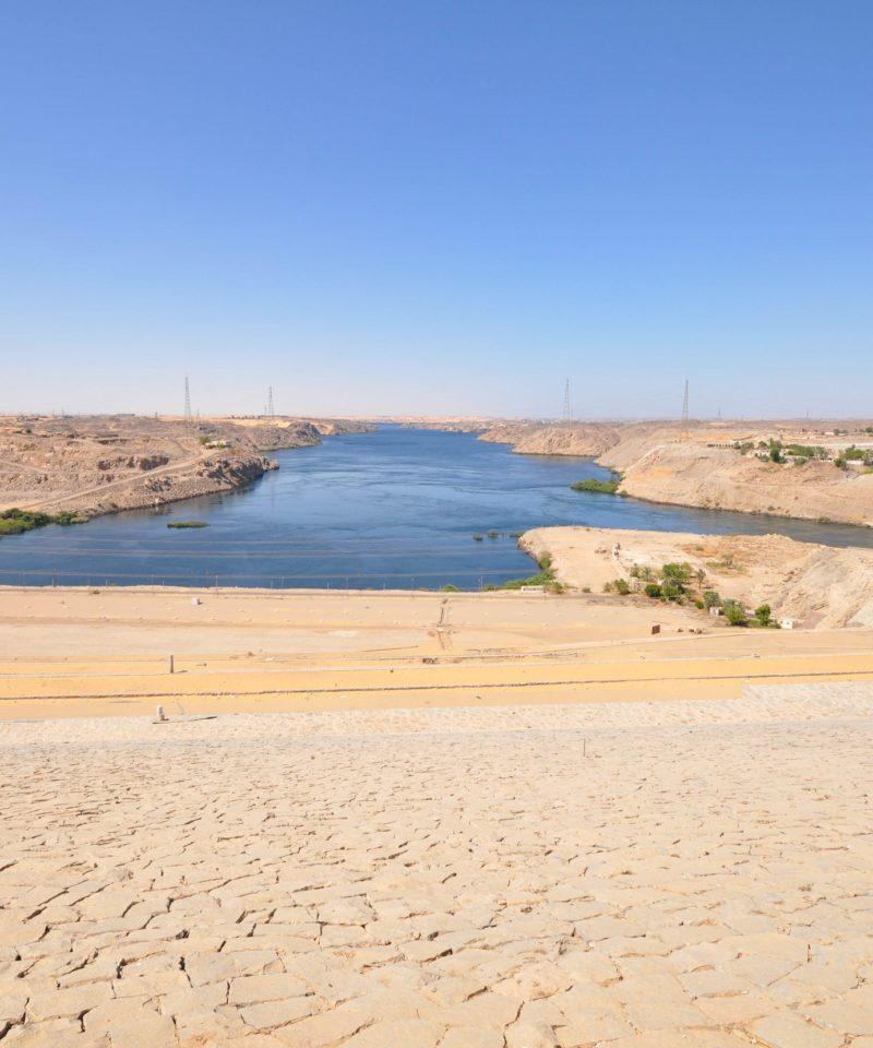 Presa de Awan, Egipto - www.visitasguiadasegipto.com