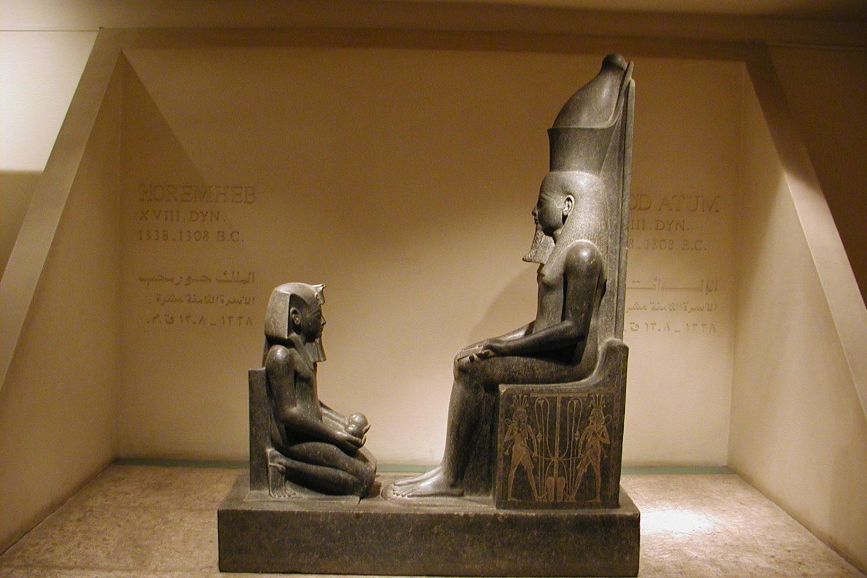 Interior Museo de Luxor-www.visitasguiadasegipto.com