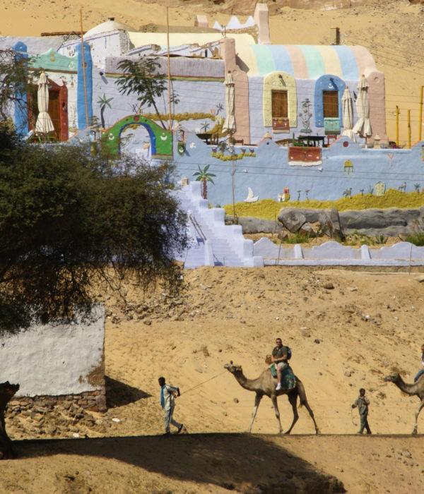 Ruta Poblado Nubio-www.visitasguiadasegipto.com