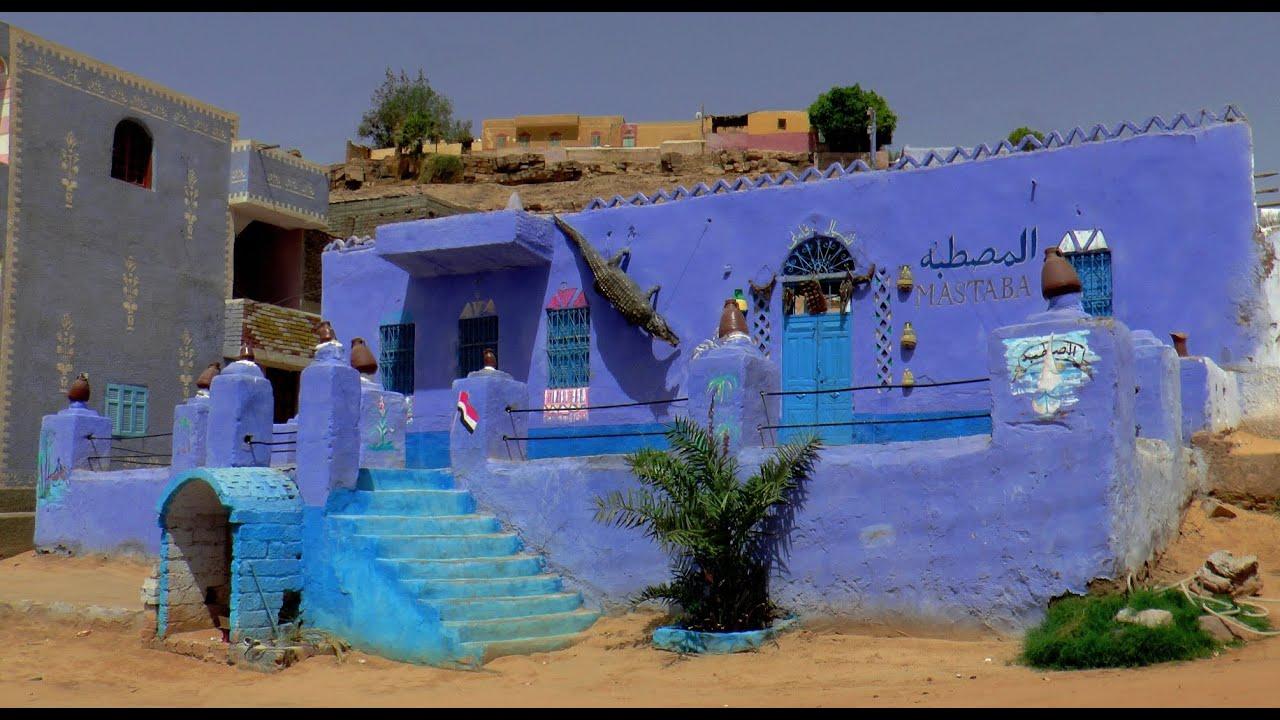 Poblado Nubio-www.visitasguiadasegipto.com