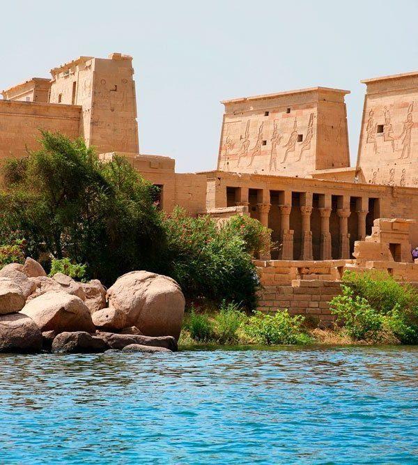 Philae Templo Aswan-www.visitasguiadasegipto.com