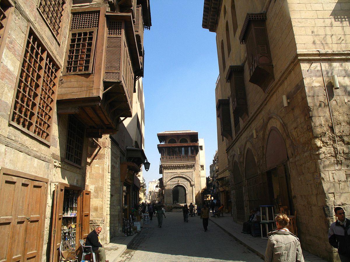 Calle de El Cairo-www.visitasguiadasegipto.com