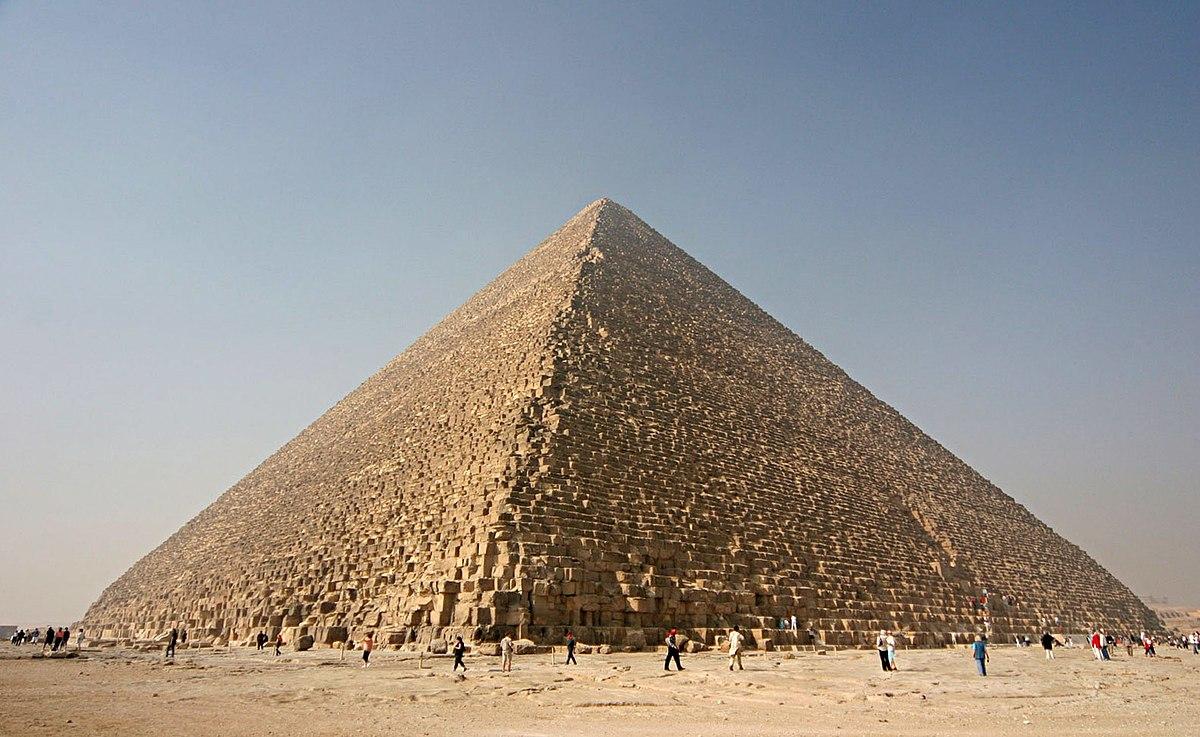 Vista de La Gran Pirámide-www.visitasguiadasegipto.com