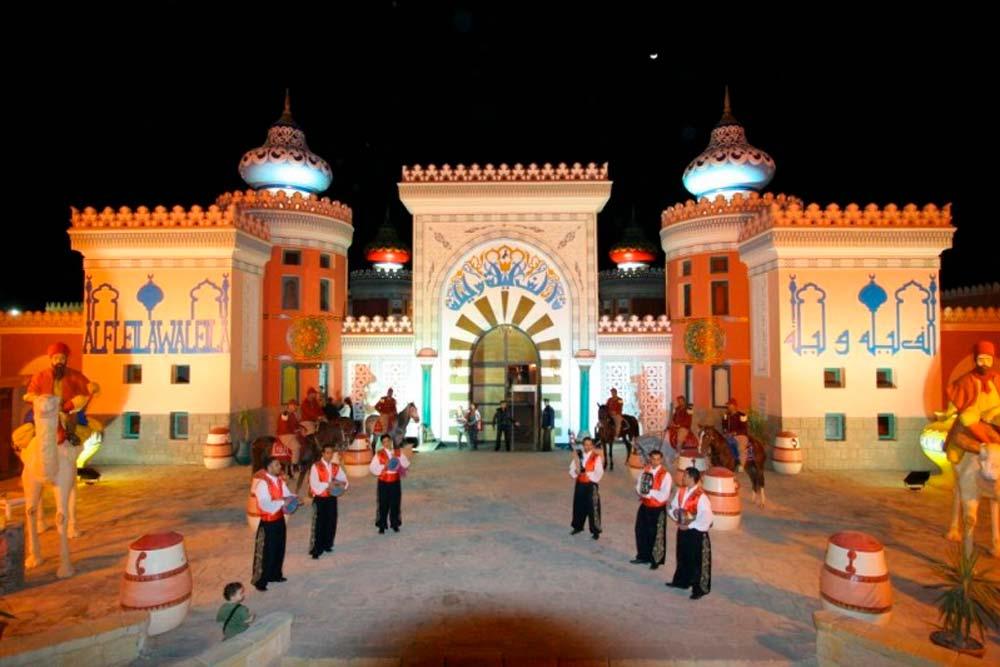Entrada Las Mil y una Noches-www.visitasguiadasegipto.com