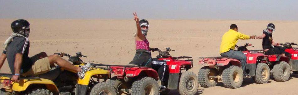 Grupo en Quad por el Desierto-www.visitasguiadasegipto.com