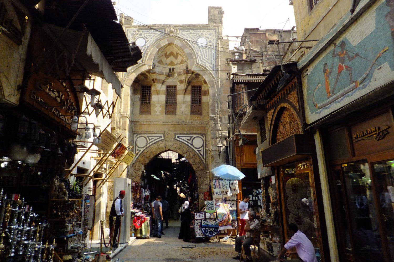 Barrio de Bab al Badistan-www.visitasguiadasegipto.com
