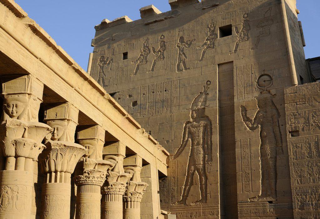 El Templo de Philae -www.visitasguiadasegipto.com