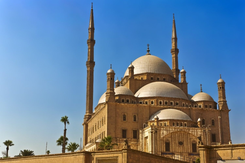 Vista Mezquita Islámica-www.visitasguiadasegipto.com