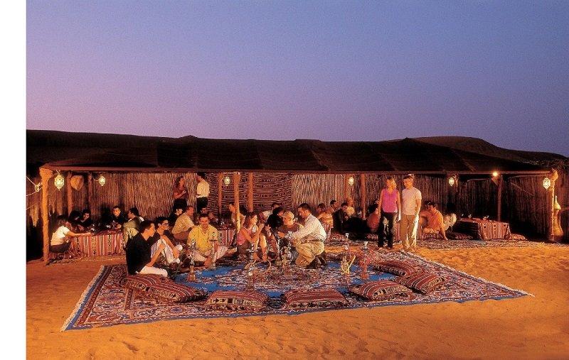 Cena Beduina en el Sinaí-www.visitasguiadasegipto.com