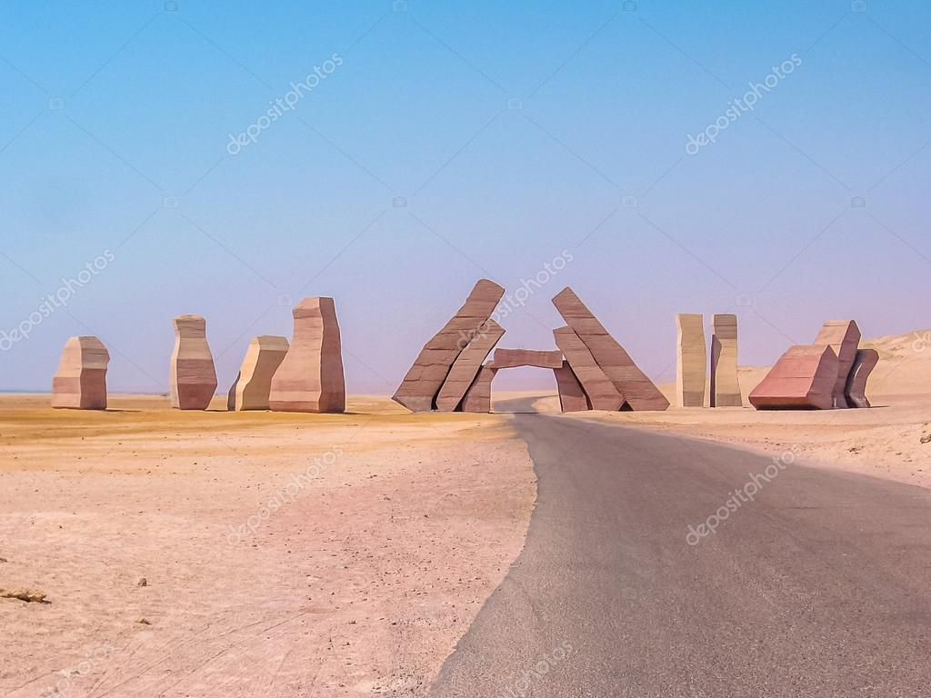 Estructuras Natural Ras en Egipto-www.visitasguiadasegipto.com