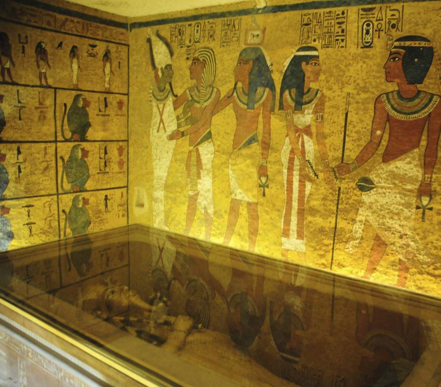 Museo Egipcio El Cairo-www.visitasguiadasegipto.com