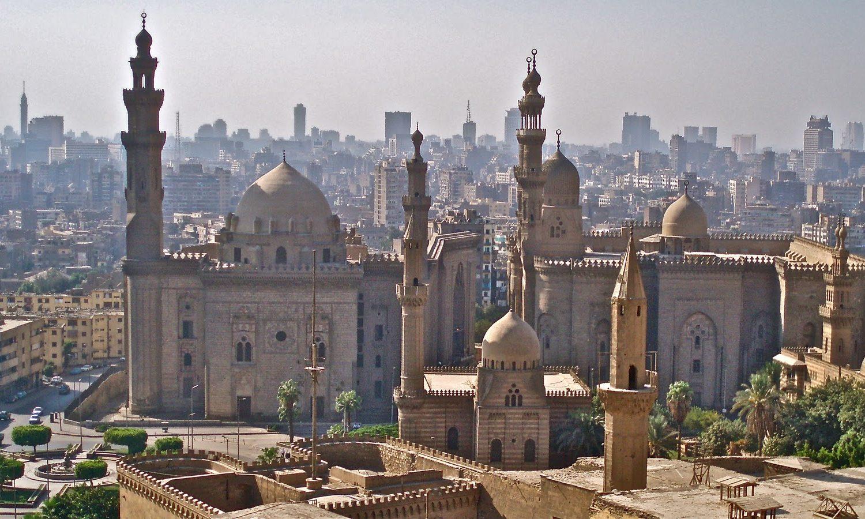 Mezquita Sultán Saladino-www.visitasguiadasegipto.com