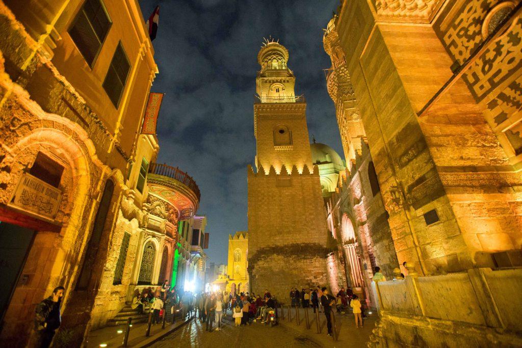 La Noche de El Cairo-www.visitasguiadasegipto.com