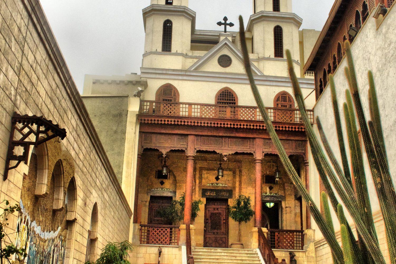 Iglesia Colgada