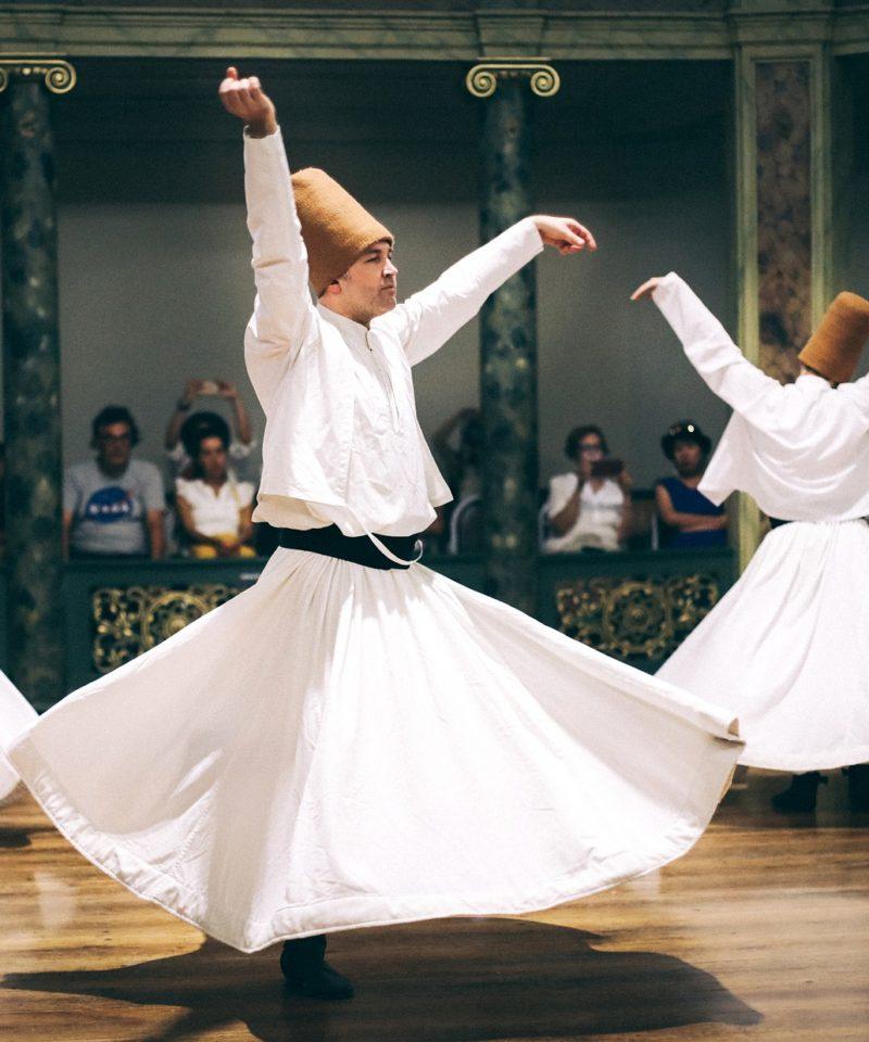 Derviches Danza