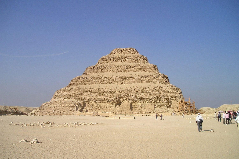 Necropolis de Sakara. Visitasguiadasegipto