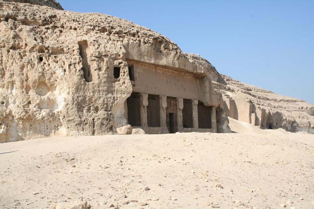 Necropolis Beni Hassan